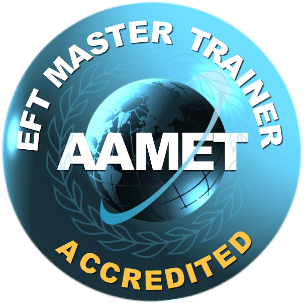 AAMET logo for qualified Energy Psychology practitoners